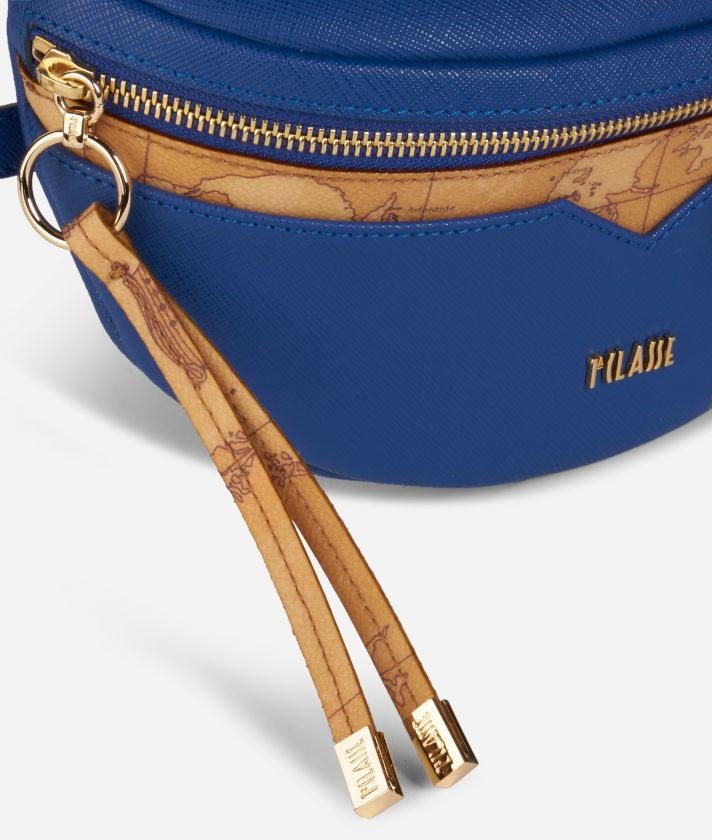 Medina City Belt Bag Blue