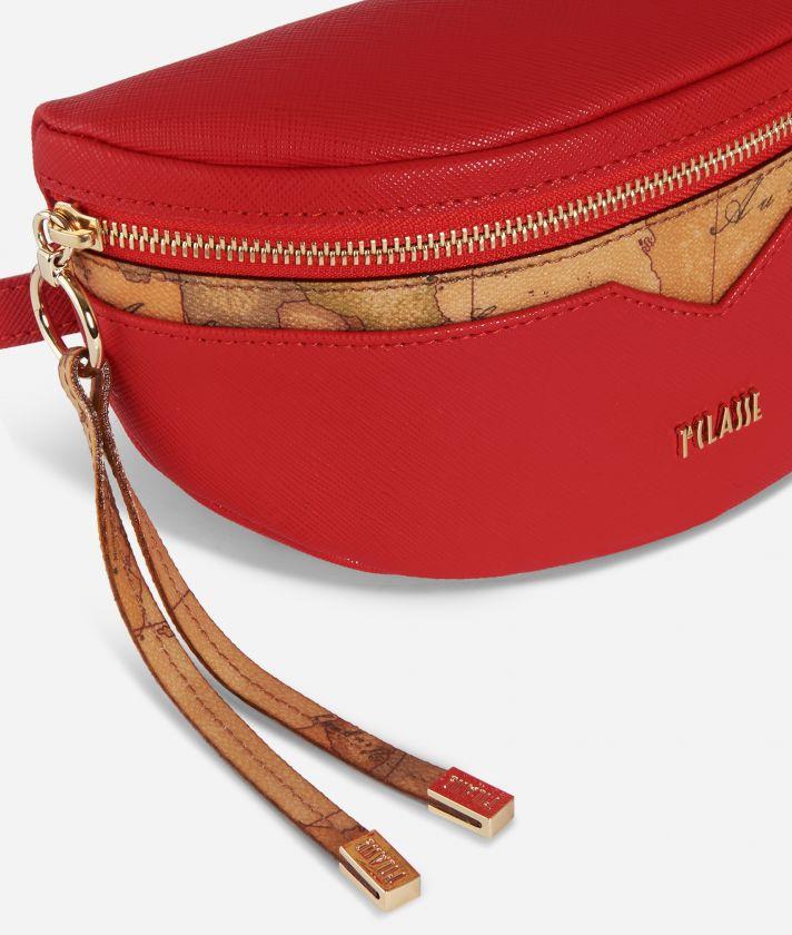 Medina City Belt Bag Red