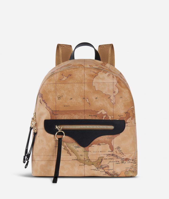 Soft Arabesque Backpack Black