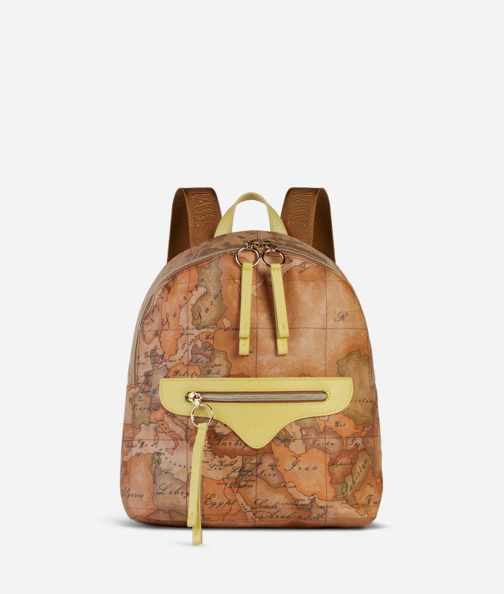 Soft Arabesque Backpack Yellow
