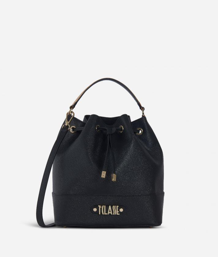 Jour Bag Bucket Bag Black