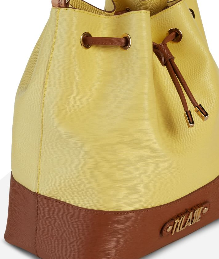 Jour Bag Bucket Bag Yellow