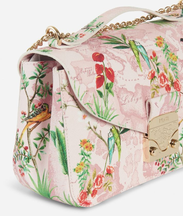 Jolie Bag Oasis Crossbody Bag Pink