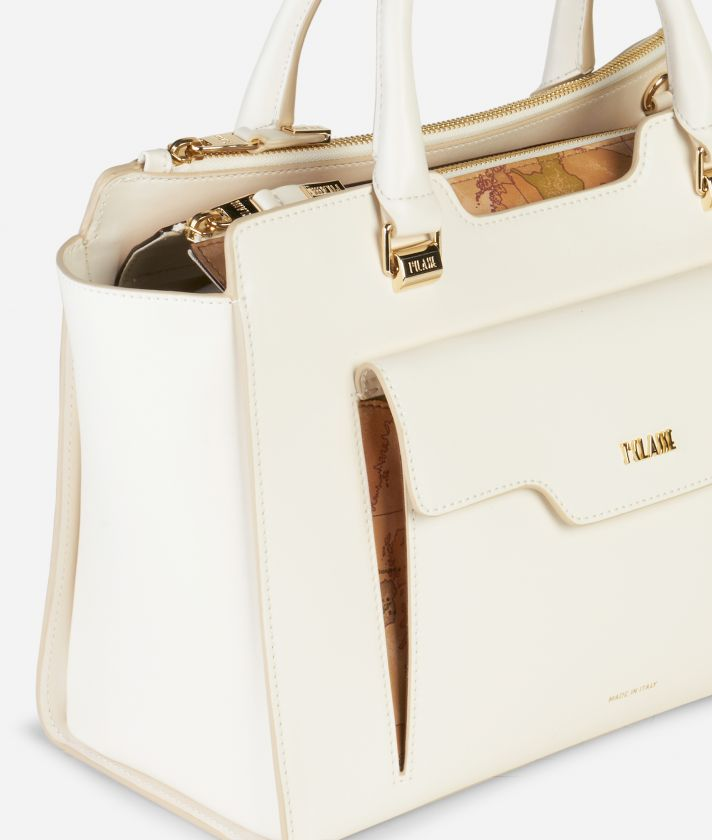 Marrakech Handbag White