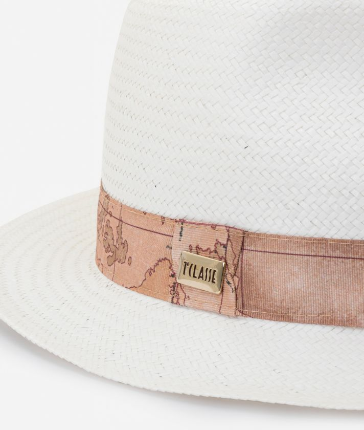 Casual Hat White
