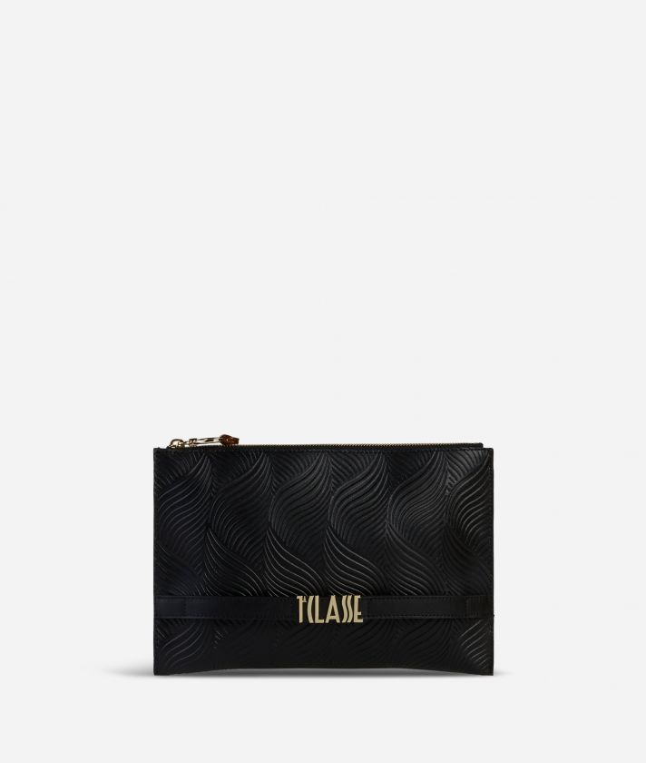 Majorelle Clutch Black
