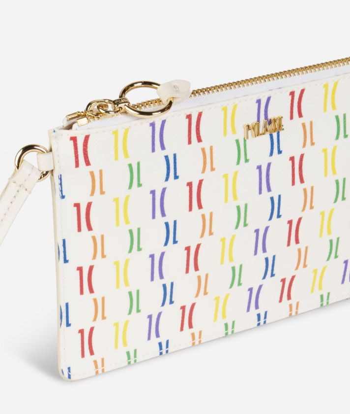Monogram Rainbow Pochette Multicolor