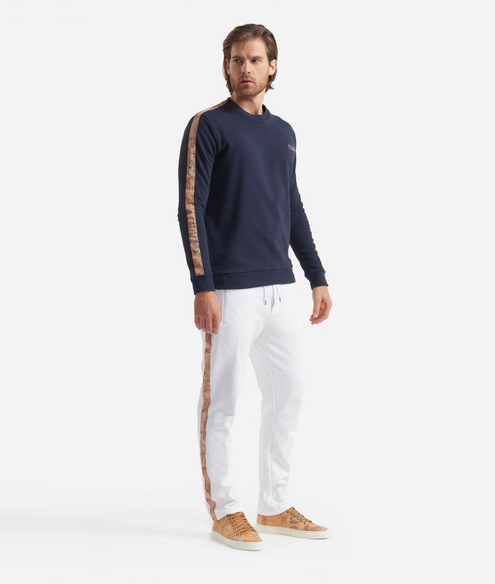 Cotton sweatshirt Blue