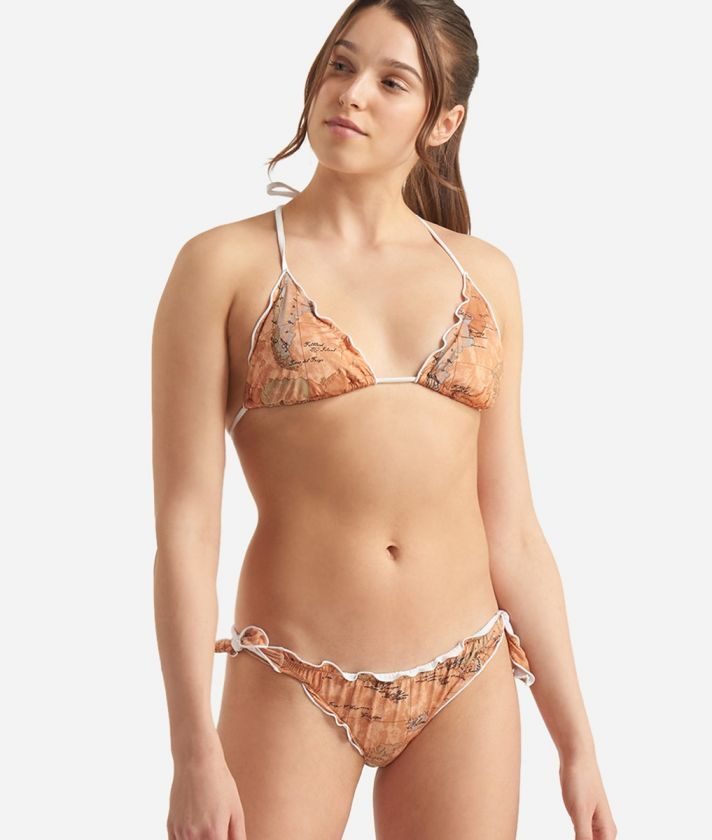 Donnavventura bikini with Geo Classic print