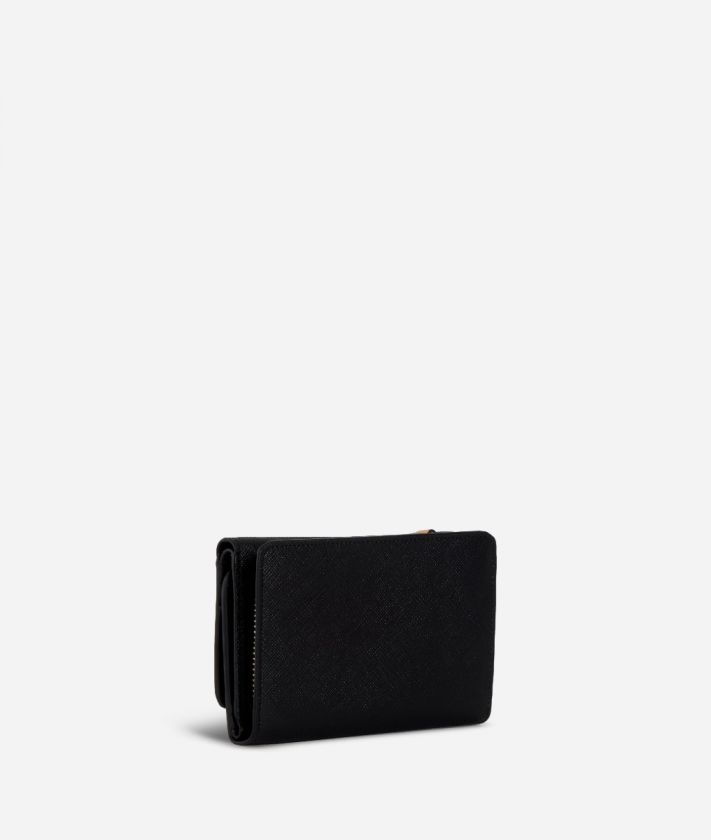 Medina City Bifolder Wallet Black