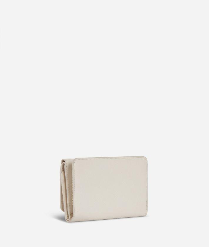 Medina City Bifolder Wallet White