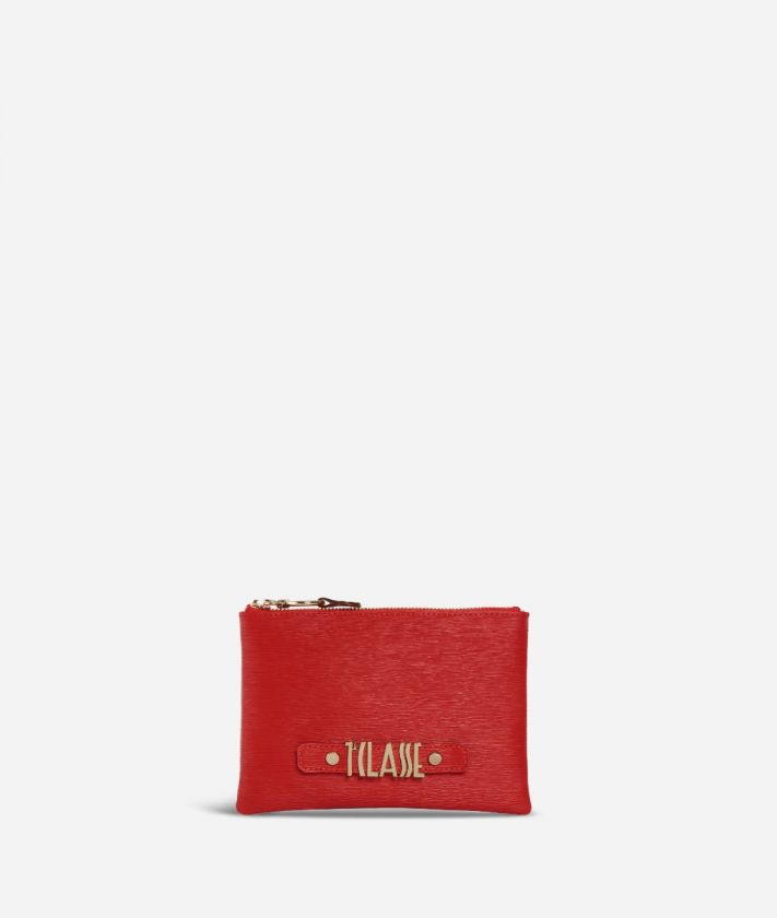 Voyage Smile Pouch Red