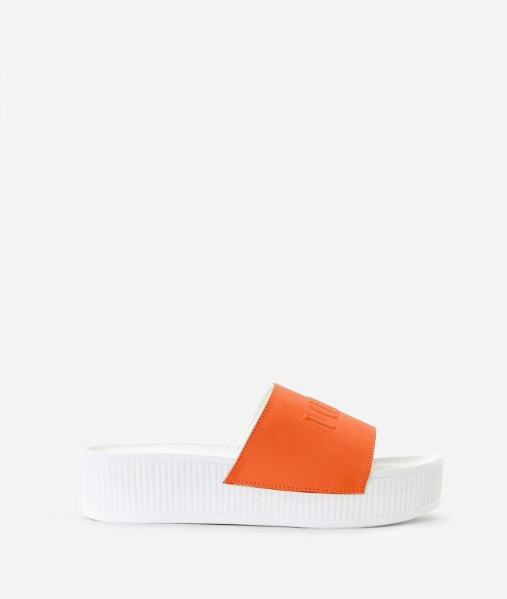 Summer Pop Sliders Orange