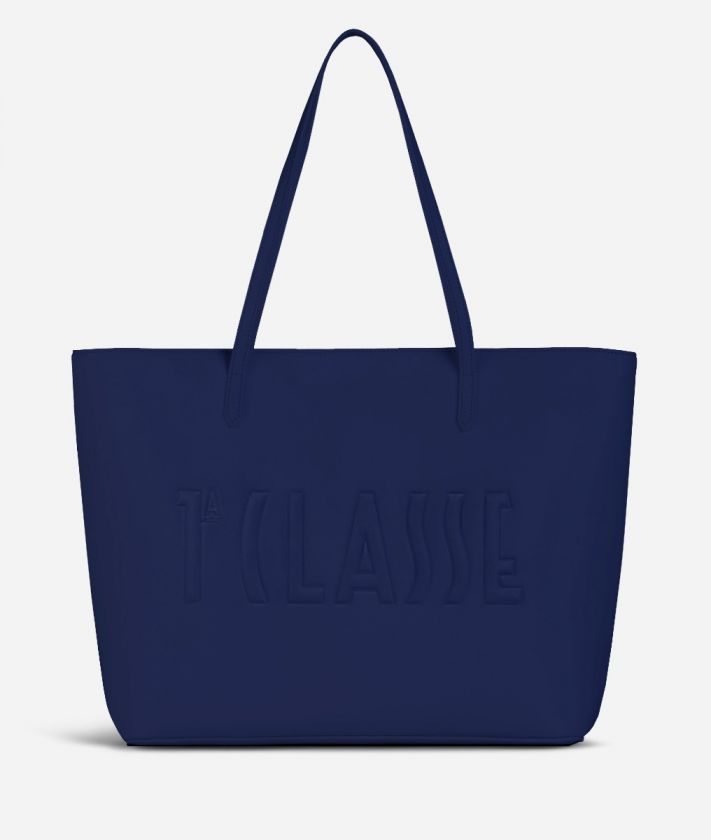 Summer Pop Borsa shopping Blu