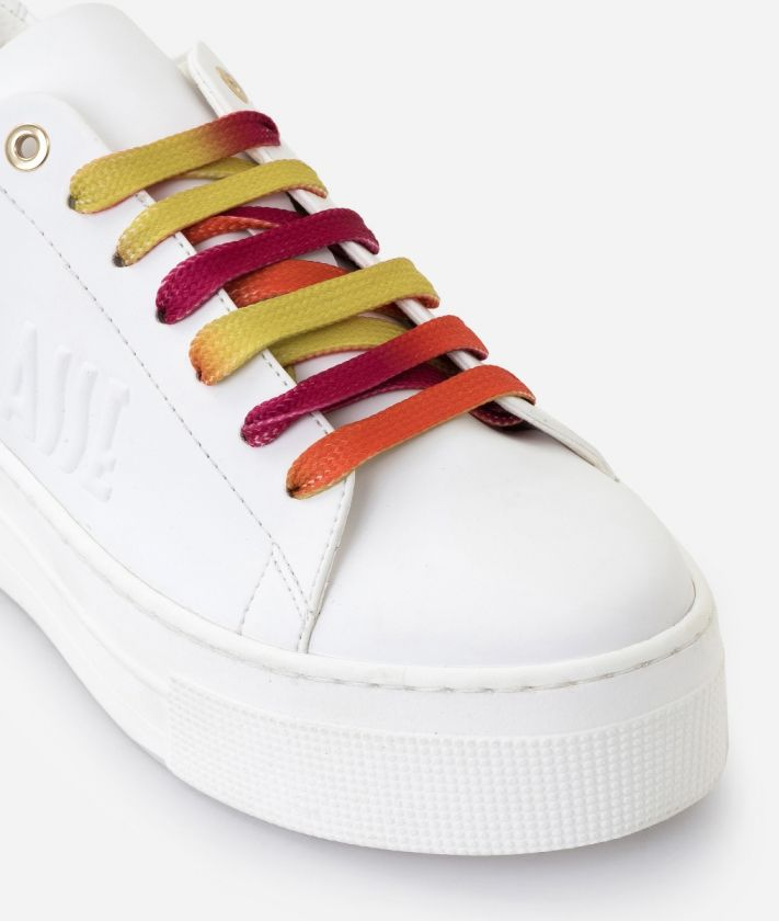 Summer Pop Sneakers White
