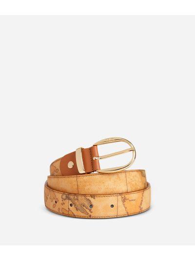 Geo Classic Cintura con inserti in pelle