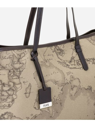Geo Tortora Large shopping bag