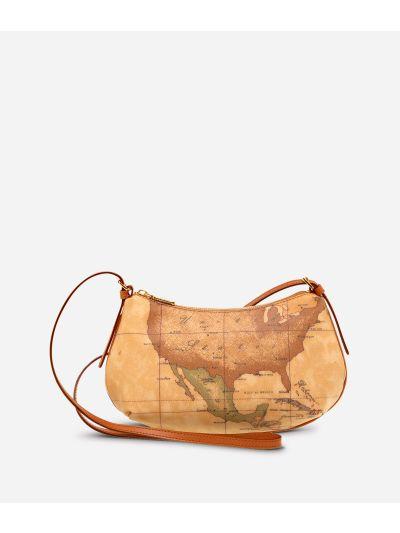 Geo Classic Mini crossbody bag with zip