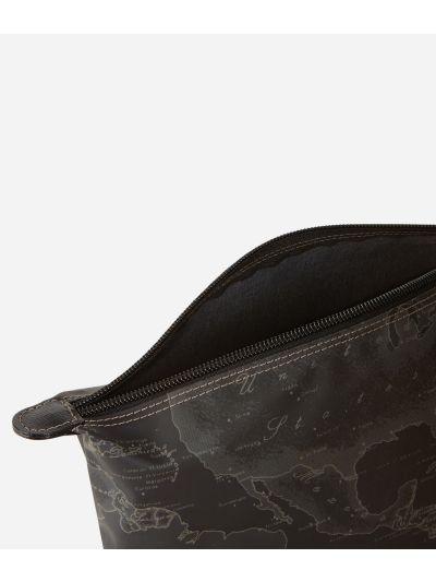 Geo Soft Black Pochette portatutto