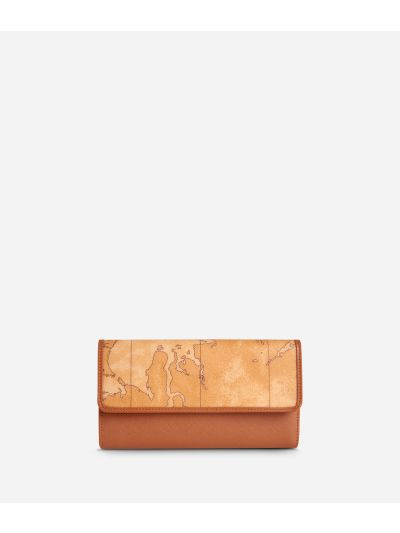 Geo Classic Large wallet with pocket