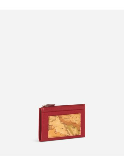 Geo Classic Card holder with key ring