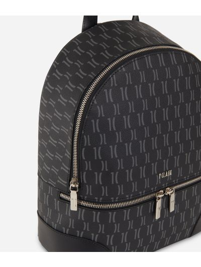 Monogram Big Backpack Black