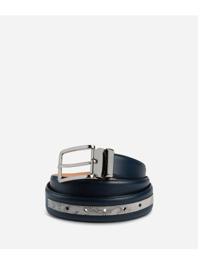 Dark Mood Leather and Geo Dark belt