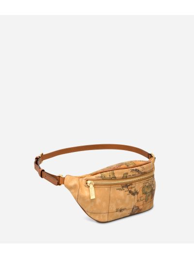 Geo Classic Belt bag with logo buckle