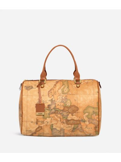 Geo Classic Large Boston bag