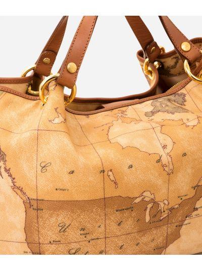 Geo Classic Large handbag