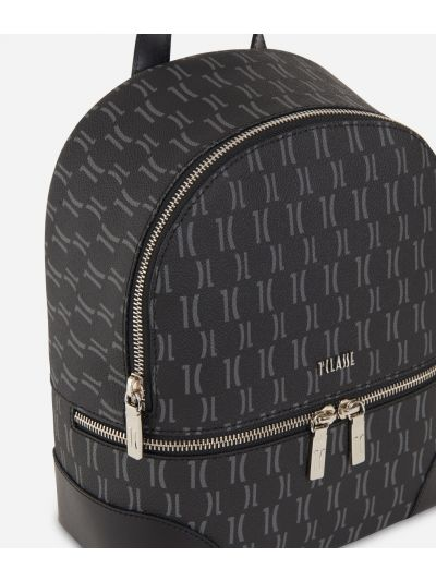 Monogram Mini Backpack Black