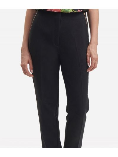 Cavallery stretch basic trousersColor: Black