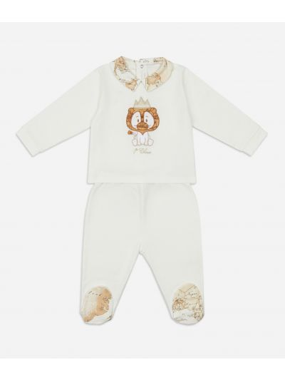 Baby clothing set Baby lion