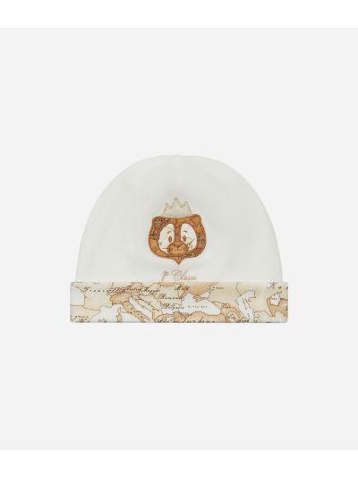 Cappellino neonato Leoncino