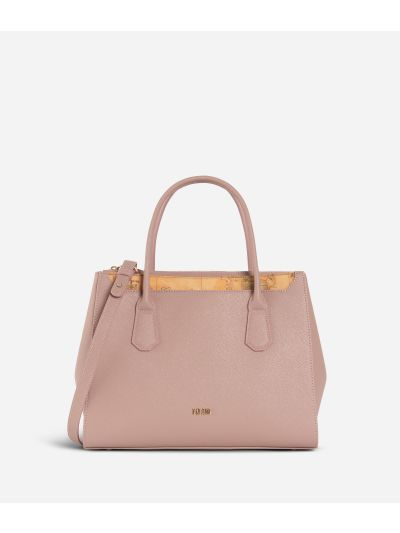 Sky City Medium handbag  Boreal Pink