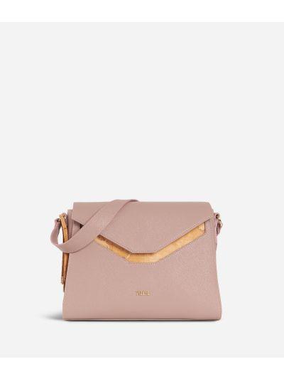 Sky City Hobo Bag Boreal Pink