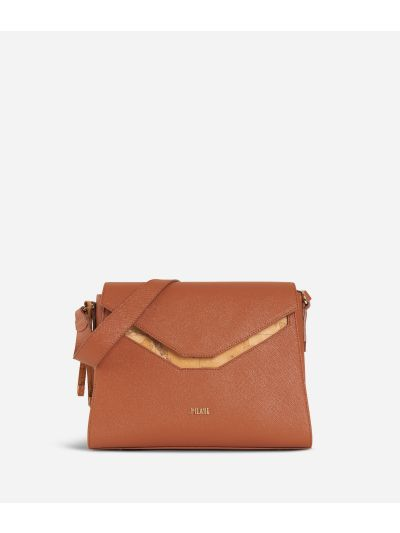 Sky City Hobo Bag Walnut