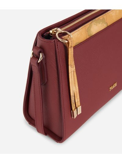 Sky City Crossobody bag Geo Classic Cabernet