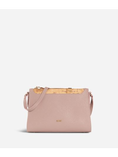 Sky City Crossbody bag  Boreal Pink