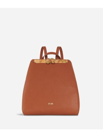 Sky City Backpack Walnut