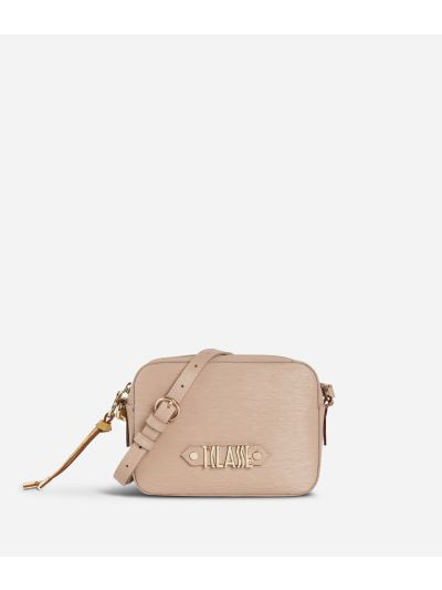 Winter Smile Crossbody bag Cream