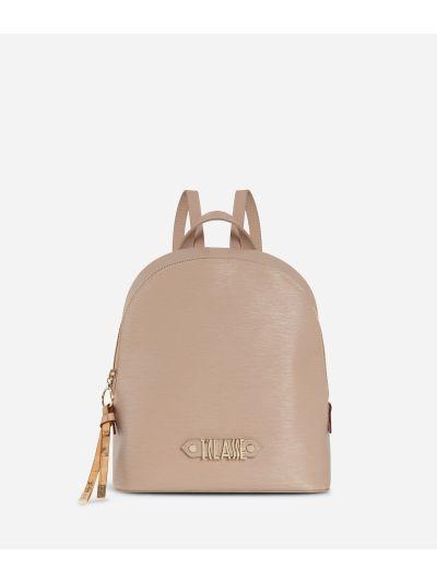 Winter Smile Backpack Cream
