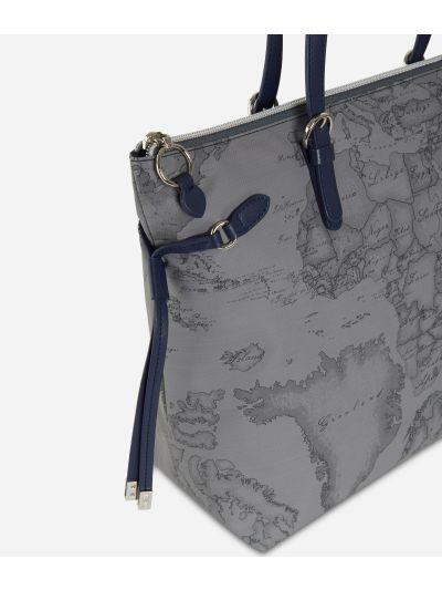 Soft Wood Shopping bag  Dark Grey