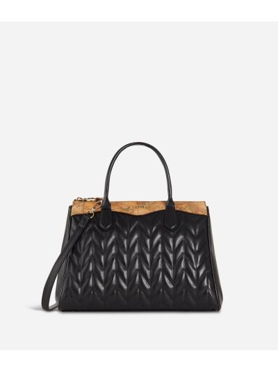 Moonlight Medium Handbag Black