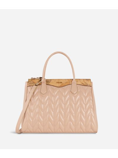 Moonlight Medium Handbag Nude