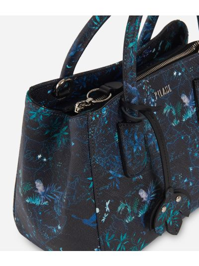 Magic Forest Small Handbag Blueberry