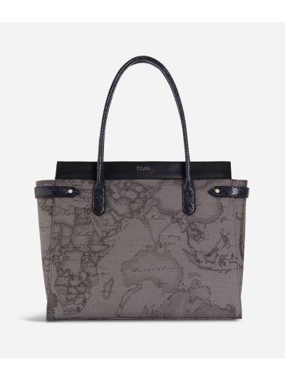 Fantasy Dark Shopping bag Black