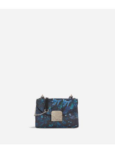 Dream Bag Magic Forest Small Crossbody Bag Blueberry