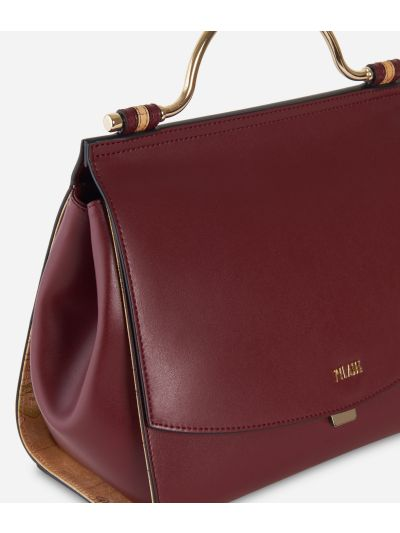 Polar Star Handbag Cabernet