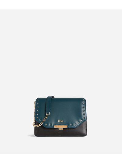 Aurora Bag Crossbody bag Black and Teal